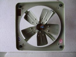 Temperature Equalising Fan