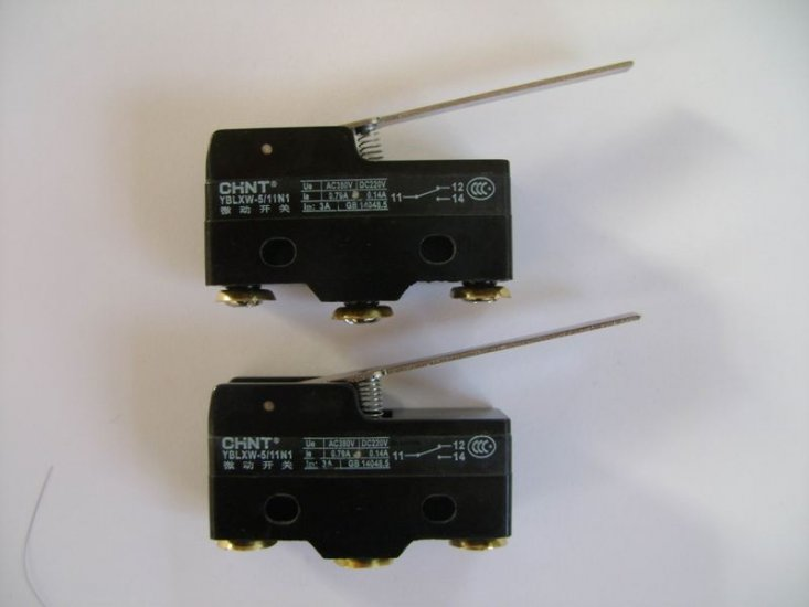 Limit Switches for Classic T - Sold singly