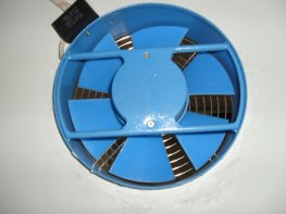 Temperature Equalising fan 200mm